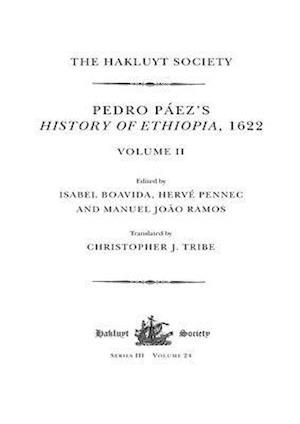 Pedro Paez's History of Ethiopia, 1622 / Volume II