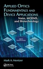 Applied Optics Fundamentals and Device Applications
