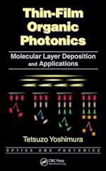Thin-Film Organic Photonics (Optics And Photonics)