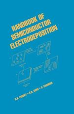 Handbook of Semiconductor Electrodeposition (Applied Physics)
