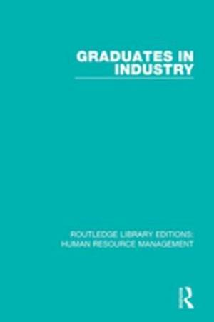 Graduates in Industry