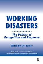 Working Disasters (Work, Health and Environment Series)