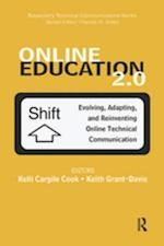 Online Education 2.0 af Kelli Cargile Cook, Keith Grant-Davie