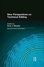 New Perspectives on Technical Editing af Avon J Murphy, Charles H Sides