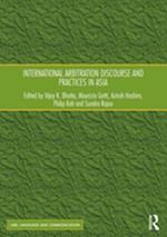 International Arbitration Discourse and Practices in Asia (Law, Language and Communication)