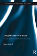 Sexuality after War Rape (Routledge Research in Gender and Society)