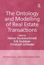 Ontology and Modelling of Real Estate Transactions (International Land Management Series)