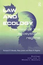 Law and Ecology (Ecology and Law in Modern Society)