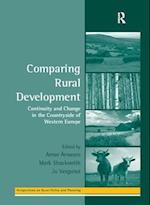 Comparing Rural Development af Mark Shucksmith, Arnar Arnason
