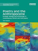 Poetry and the Anthropocene (Routledge Environmental Humanities)