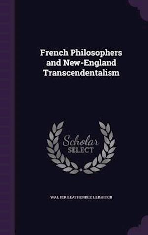 French Philosophers and New-England Transcendentalism
