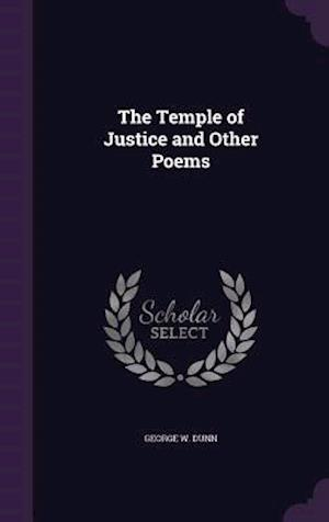 The Temple of Justice and Other Poems