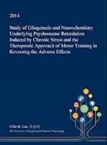 Study of Gliogenesis and Neurochemistry Underlying Psychomotor Retardation Induced by Chronic Stress and the Therapeutic Approach of Motor Training in