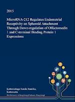 Microrna-212 Regulates Endometrial Receptivity on Spheroid Attachment Through Down-Regulation of Olfactomedin 1 and C-Terminal Binding Protein 1 Expre
