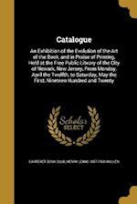 Catalogue af Henry Lewis 1857-1938 Bullen