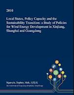 Local States, Policy Capacity and the Sustainability Transition