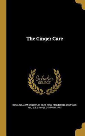 Bog, hardback The Ginger Cure