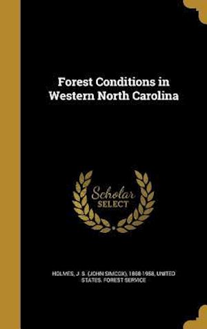 Bog, hardback Forest Conditions in Western North Carolina