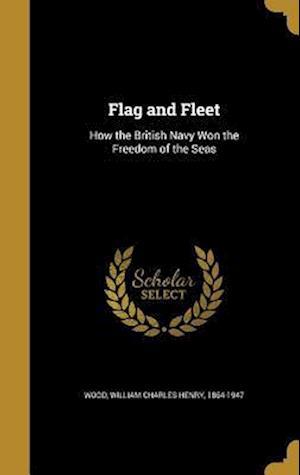 Bog, hardback Flag and Fleet