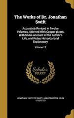 The Works of Dr. Jonathan Swift af Jonathan 1667-1745 Swift