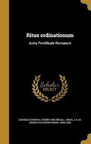 Bog, hardback Ritus Ordinationum