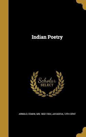 Bog, hardback Indian Poetry