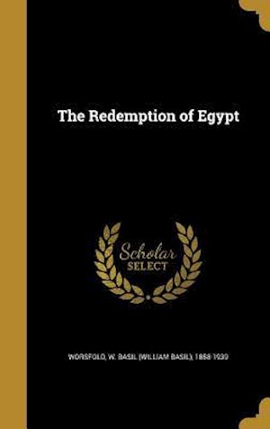 Bog, hardback The Redemption of Egypt