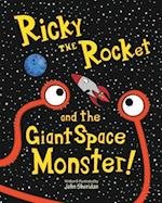 Ricky The Rocket And The Giant Space Monster