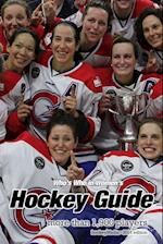 Who's Who in Women's Hockey 2018