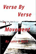 Verse By Verse - Movement af John C Burt