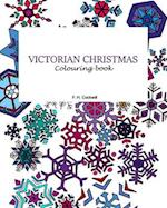 Victorian Christmas Colouring Book