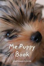 Me Puppy Book