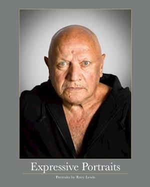 Bog, paperback Expressive Portraits af Rory Paul Lewis