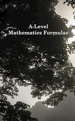 Bog, hæftet A-Level Mathematics Formulae (Black and White) af David Lewis Fairbairn