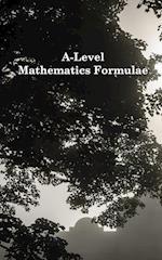 A-Level Mathematics Formulae (Black and White) af David Lewis Fairbairn