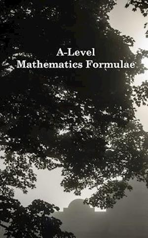 A-Level Mathematics Formulae