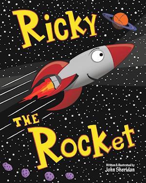 Bog, paperback Ricky the Rocket af John Sheridan