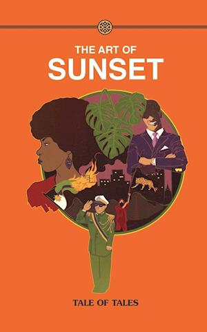 Bog, paperback The Art of Sunset af Tale of Tales