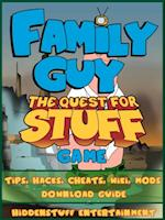 Family Guy the Quest for Stuff Game Tips, Hacks, Cheats, Wiki, Mods, Download Guide