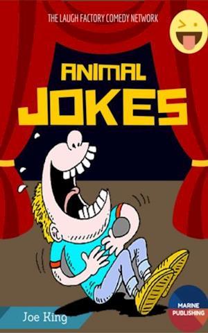 Animal Jokes af Jeo King