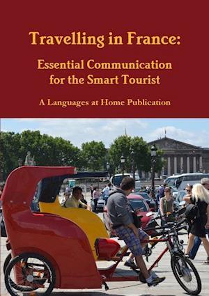 Bog, paperback Travelling in France af Celine Anthonioz