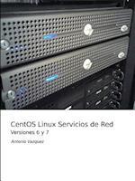 Centos Linux y Servicios de Red af Antonio Vazquez