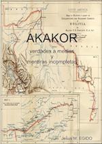 Akakor af Jesus M. Egido