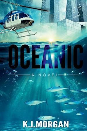 Bog, hæftet Oceanic af K.J. Morgan