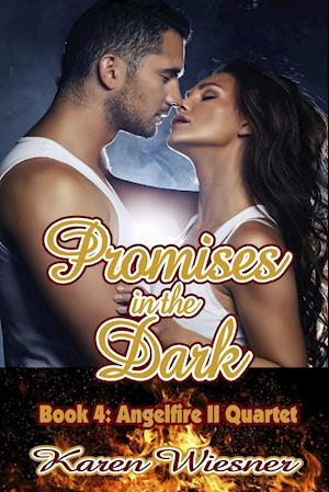 Bog, paperback Promises in the Dark, Book 4, Angelfire II Quartet af Karen Wiesner
