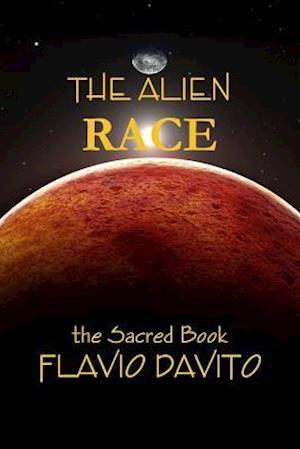 Bog, hæftet The Alien Race af Flavio Davito