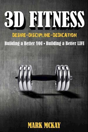 Bog, hæftet 3D Fitness af Mark Mckay
