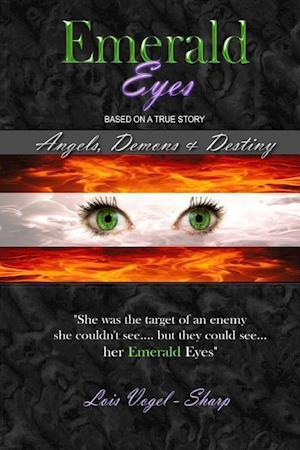 Bog, hæftet Emerald Eyes af Lois Vogel-Sharp