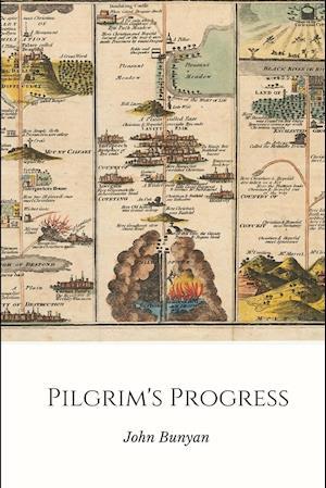 Bog, hæftet Pilgrim's Progress af John Bunyan