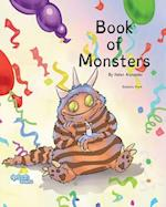 Book of Monsters Dyslexic Font